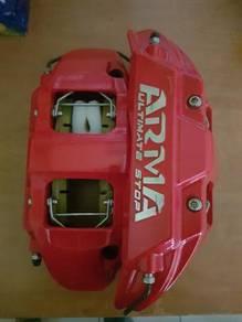 Arma 6pot brake set for w204
