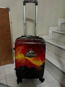 Jurassic World Luggage Bag