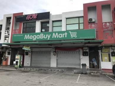 Taman bukit mutiara2 storey shop lot