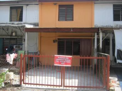 Best ipoh tasek 2 sty house in taman bertuah near aeon klebang