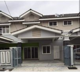 Double Storey Terrace Taman Seri Putera