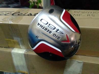 Golf -Callaway Big Bertha 460 9'