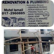 Renovation/ plumbing area Damansara