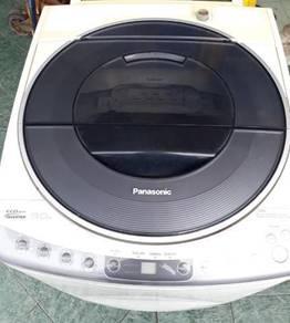 Panasonic washing machine 9kg auto