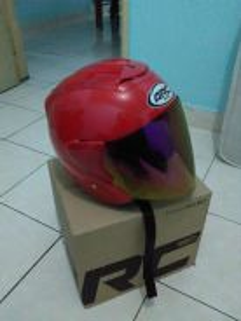 Helmet ARC ( red )