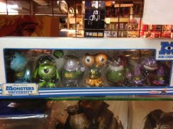 Genuine Monster's University Box Set (MISB)