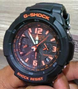 Gshock g-shock gw-3000b macam baru