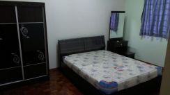 Aircond room for rent at Labuan