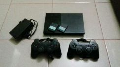 PS2 with controller