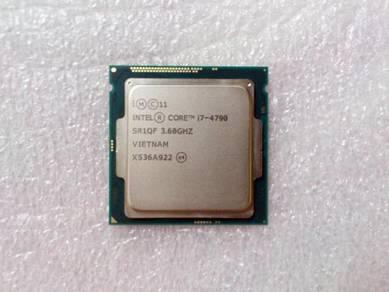 Intel core i7-4790 socket 1150 processor i7 4790