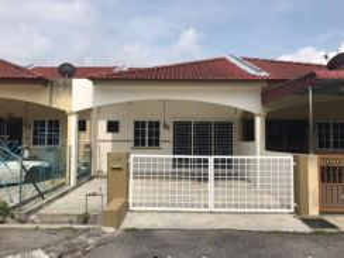 Perak, Tronoh, Seri Iskandar, Taman Tasek Putra, Single Storey Terrace
