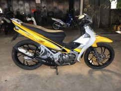 Yamaha 125z 125zr titop