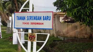 Taman seremban baru near seremban gdn
