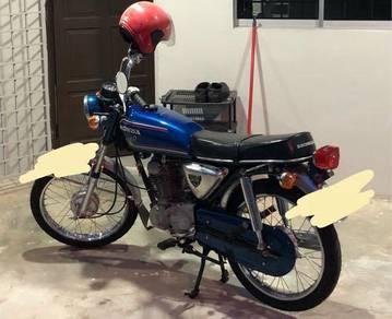 1978 Honda CB100