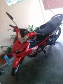 Motorcycles LC2 135 For Sell at Puchong Kinrara