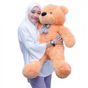 Suprise Teddy Bear Saiz 100 cm untuk Adik Tsyg