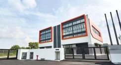 Semi-Detached factory located at Berjaya Park, Bkt Rimau