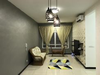 (Nice ID) Savanna Exec Suites w kitchen cabinet, Bangi, UKM, UNITEN