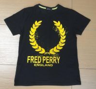 Authentic Fred perry tshirt made in Peru