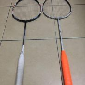 Li ning & Power Max racquet