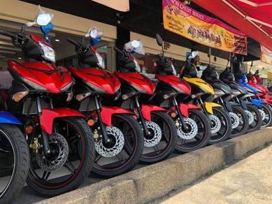 New Yamaha Y15ZR y15 YearEnd Promotion BMM