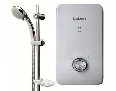 LEDEN Water Heater LWH-368AP (Booster Pump)