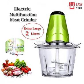 Electric Multifunctional Meat Grinder