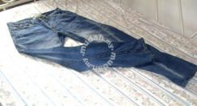 Topman/Insider Straight Jeans