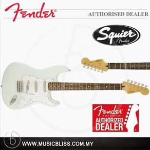 Fender Squier VM Surf Stratocaster Guitar (Blue)