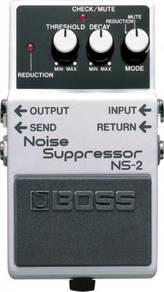 Boss ns-2 ns 2 ns2 noise suppressor