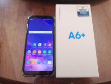 Samsung a6+ 2018 64 gb