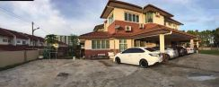 Airport Road Double Storey Semi D House For Sale