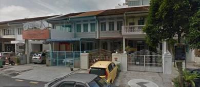2 Storey Shop House at Pulau Tikus - Partly reno_