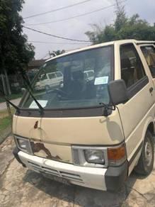 Nissan C22 Window 1991