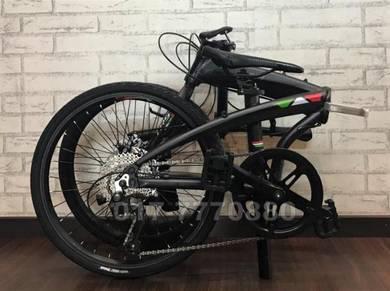 ROCHER 9 SPEED ALTUS folding bike bicycle ALLOY