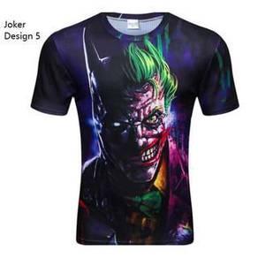 DAI115 tee plus size cloth shirt shirts joker