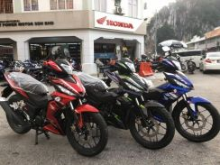 Honda RS150 (Easy Approved) Blacklist Accepted