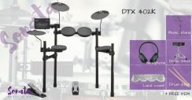 Yamaha DTX402K Digital Drum