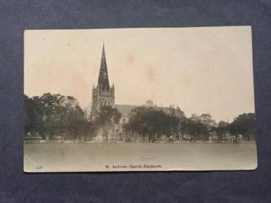 Postcard St Andrews 1900s No 2764