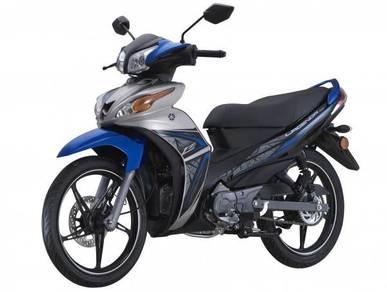 Yamaha lagenda 115z fi 2018