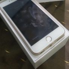 Iphone 6plus 128GB Full set (No Finger Print)