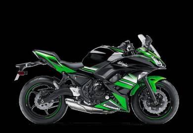 Kawasaki ninja 650 abs se