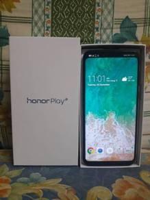Huawei honor play open swap