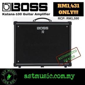 Boss Katana-100 katana100 Guitar Amplifier