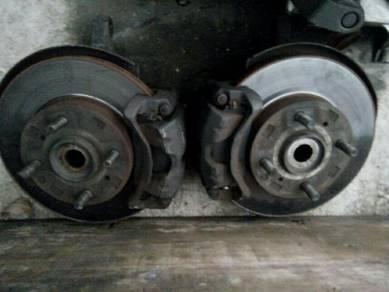 Disc brake wira 1.5