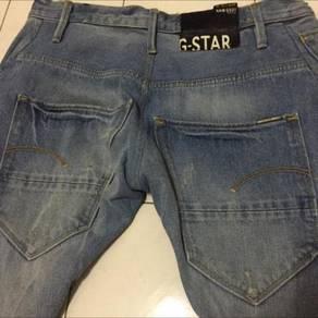 G-star sky blue skinny jeans