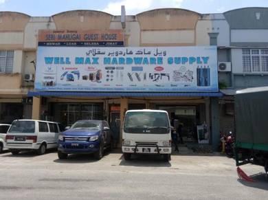 Kedai Pejabat 2 Tingkat di Bandar Baru Pasir Pekan
