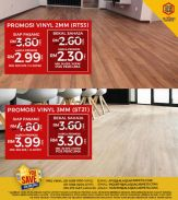 Wood vinyl flooring with more cheapest price !!