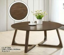 New ct28 round coffee table
