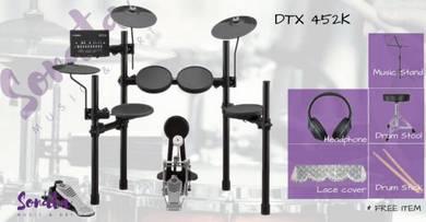 Yamaha DTX452K Digital Drum